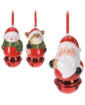 Bel Kerstfiguur