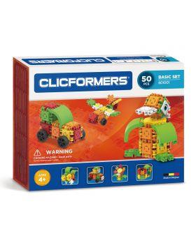 Clicformers Basisset, 50dlg.