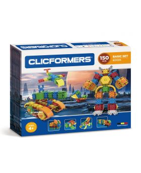 Clicformers Basisset, 150dlg.