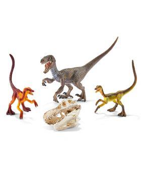 Schleich Velociraptor, Jagend