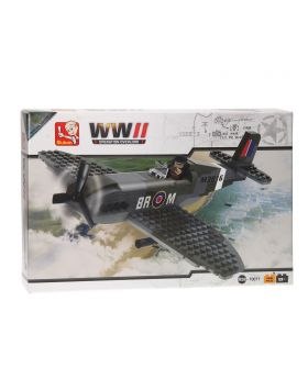 Sluban World War II Spitfire